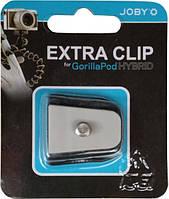 Быстросъемная площадка JOBY GorillaPod Hybrid Quick Release Clip Black/Grey