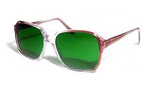 Очки глаукомные женские №3