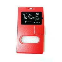 Чехол- книжка Flip QYS Nokia Lumia 532 red