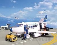Игровой набор Пассажирский Самолет Superplay Simba 4355408