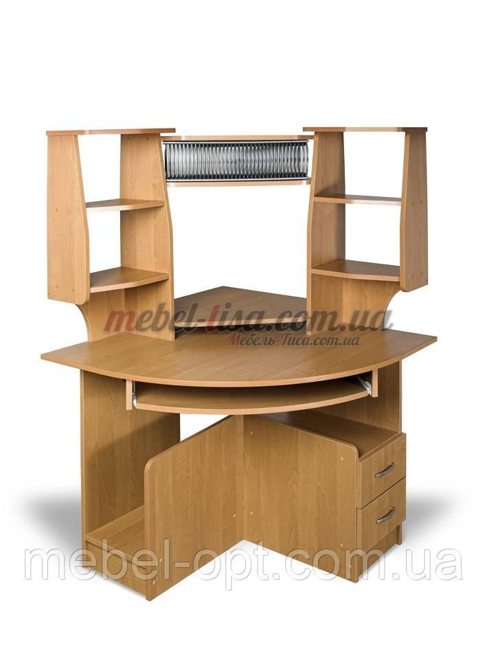 Компьютерный стол СК-92 (орех лесной)