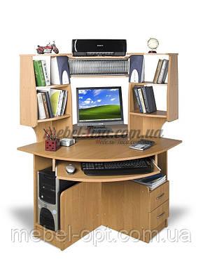 Компьютерный стол СК-92 (орех лесной), фото 2