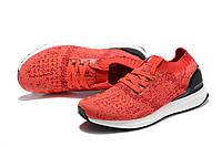 Женские кроссовки Adidas Ultra Boost Uncaged красные, фото 1