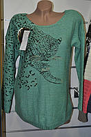 Джемпер/свитер женский вязка 48-54 размеры