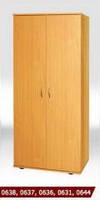 Шкаф книжный закрытый 2-х дврный 802х403х1816 мм (380 мм внутр.)