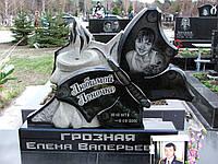 """Памятник из гранита """"Бабочка"""", фото 1"""