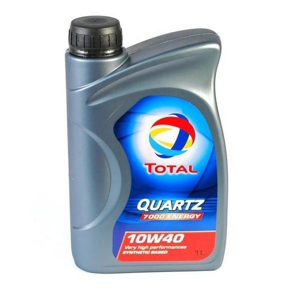 Масло Energy 10W40 QUARTZ 7000 MB229.1 VW505.00 1L Total
