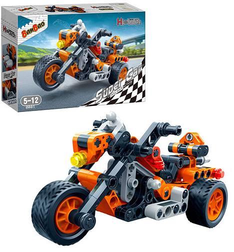 Конструктор BANBAO 6961 Мотоцикл
