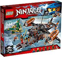 Lego Ninjago 70605 Цитадель Несчастья