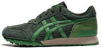 Мужские кроссовки Asics Onitsuka Tiger Green (Асиксы) зеленые