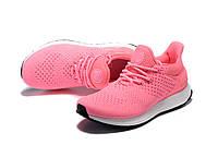 Женские кроссовки Adidas Ultra Boost Uncaged Hypebeast розовые, фото 1