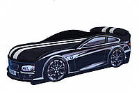 Кровать машина БМВ черная