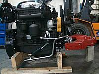 Комплект переоборудования для замены двигателя Д-65, РМ-80 на любой имеющийся двигатель ММЗ