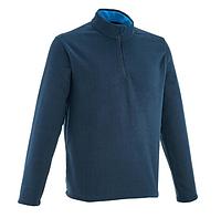 Полар (флис) мужской Quechua синий