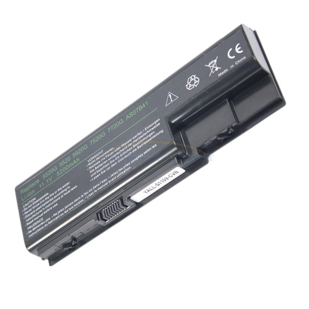 Аккумуляторная батарея Acer Aspire 8920G