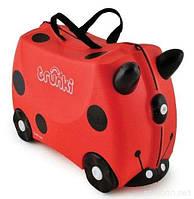 Trunki Чемоданчик Harley Ladybug TRU-L092 (Красная божья коровка)
