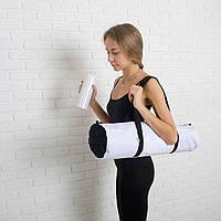 «White Foyo» сумка для коврика для йоги