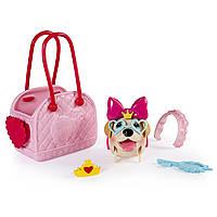 Набор Chubby Puppies Упитанные собачки Лабрадор с сумкой-переноской, фото 1