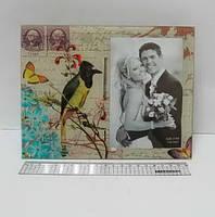 "Фоторамка картина ""Письмо с цветком"" 722354"