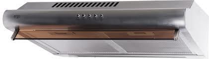 Вытяжка кухонная Ergo AH 6002 2M Сhrome