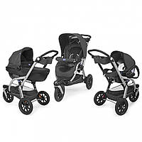 Коляска Chicco Trio Activ3 Top  Grey 2016г