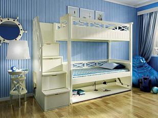 Двоярусне ліжко «Ocean»