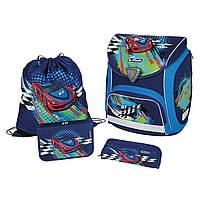 Школьный ранец Herlitz с наполнением Sporti Plus Splash 11407616