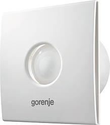 Вентилятор для ванной Gorenje BVX100WTS (вентилятор для вытяжки)