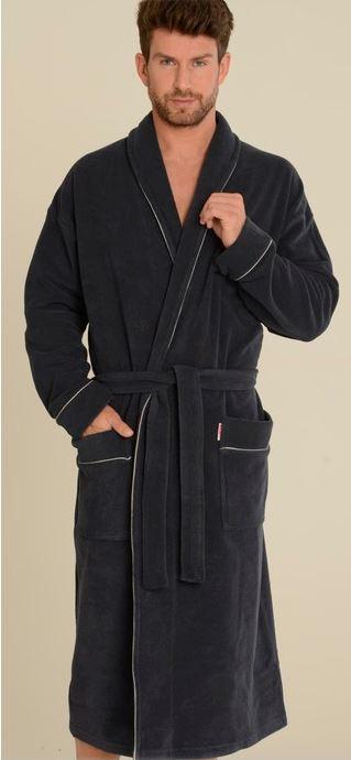 Теплый халат мужской. Польша.De lafense 274