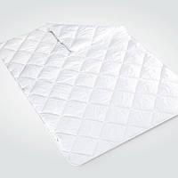 Одеяло синтепоновое Comfort Standart белое, молоко 175*210