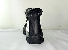 Сапоги мужские зимние JEHAO, фото 2