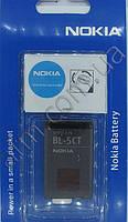 АКБ 100% оригинал Nokia BL- 5CT 6303/  C8/  С5/  C6- 01