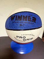 Мяч баскетбольный WINNER Tricolor № 7 (85 уценка)