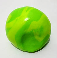 Жвачка для рук Хендгам Handgum Хамелеон 50гр зеленый запах яблоко Украина Supergum,Putty, Nano gum