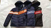 Куртка детская  парка ' для мальчика 6-10 лет