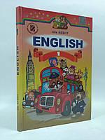 Підручник Англійська мова 1 клас Несвіт Генеза English