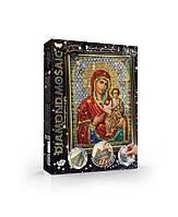 Алмазная живопись Diamond Mosaik DM-02-09  Икона Богородица 6634
