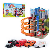 "Детский гараж Metr+ ""Play Smart"" (0848)"