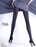 Колготки женские с узором FINA 150 (11)