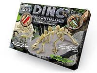Набор для проведения раскопок DINO PALEONTOLOGY Стегозавр (DP-01-01)