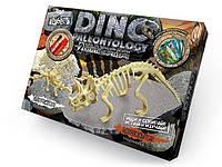 Набор для проведения раскопок DINO PALEONTOLOGY (DP-01-02) Трицератопс