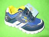 Кросовки  для мальчика ТОМ.М р.21-26 Синие