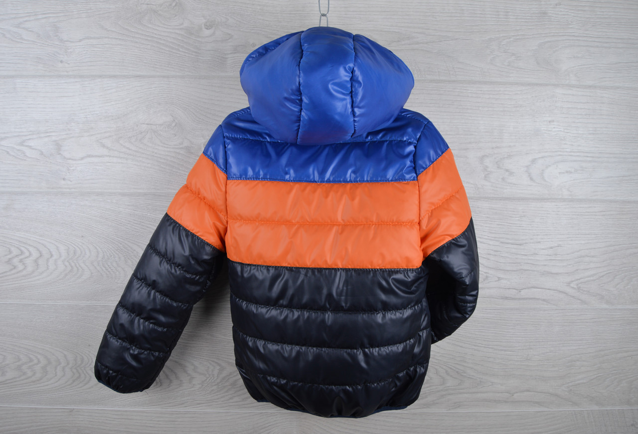 Зимние куртки унисекс три полоски