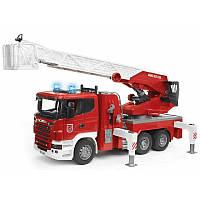 Пожежна машина Scania R Bruder 03590