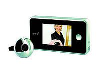 Видеоглазок дверной с 2.8 дюймовым LCD экраном с углом обзора 150 градусов, доставка по всей Украине
