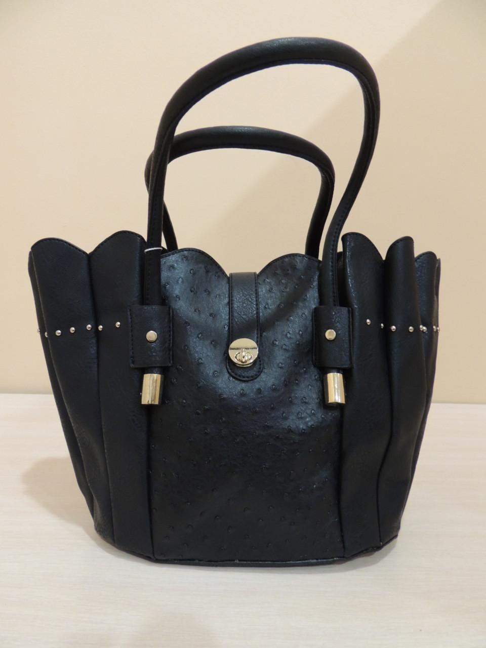 Итальянская сумка для женщин из эко-кожи, фото 1