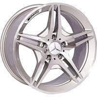 Автомобильный диск, литой Zorat Wheels D5009 R17 W8 PCD5x112 ET35 DIA66.6