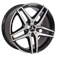 Литые диски Zorat Wheels BK967 R18 W8.5 PCD5x112 ET35 DIA66.6 BP