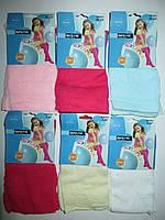 Капроновые колготки для девочек Aura.via оптом 1-3,4-6,7-9 лет., фото 1