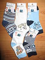 Детские носки для мальчиков c прорезиненной стопой MR PAMUT оптом 15/17,18/20,21/23,23/26 рр., фото 1